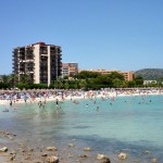 Magaluf Offers Combo of Beaches and Nightlife