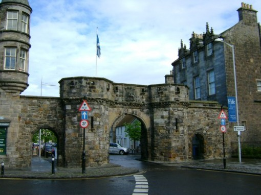 Gate of St Andrews, Scotland