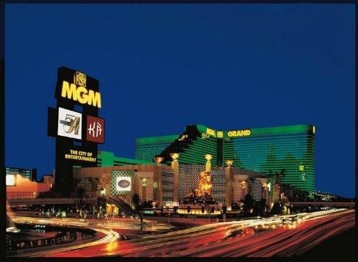 MGM exterior