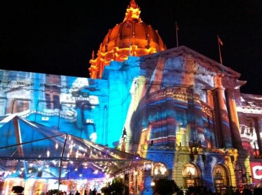 USTA Pow Wow closing party at San Francisco City Hall