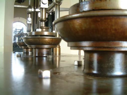 Kew Bridge Steam Museum, London