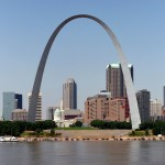 History & a View From the Top of the St. Louis Arch