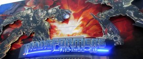 Transformers: The Ride 3-D entrance