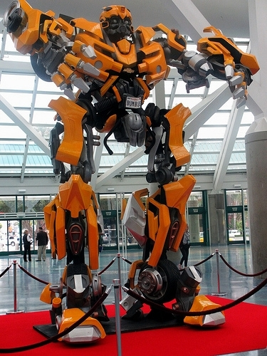 Transformer Bumblebee character