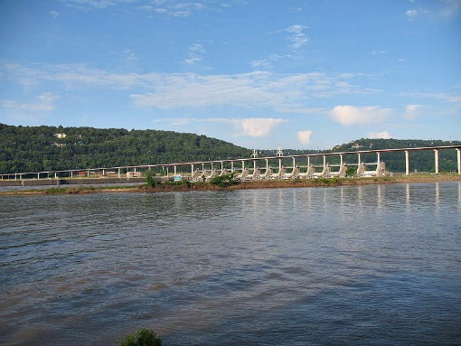 Big Dam Bridge, Little Rock, Arkansas