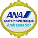 ANA Ambassador Badge