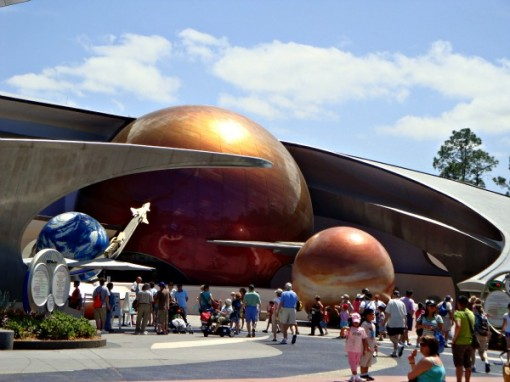 Mission Space uses FASTPASS