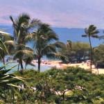 Postcard from Maui: Beach View