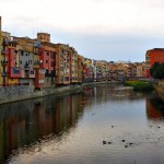 Postcard from Girona, Spain