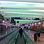 Postcard From: Chicago O'Hare Airport