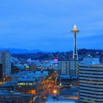 Postcard from Seattle: New Year's Day 2012