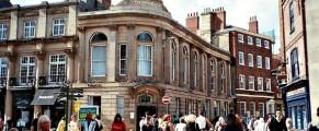 vintage shopping in York England