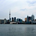 Postcard:  Toronto Skyline