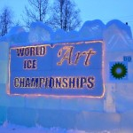 World Ice Art Championship:  Ice, Everywhere You Look it's Ice