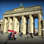 Postcard from Berlin: Brandenburg Gate