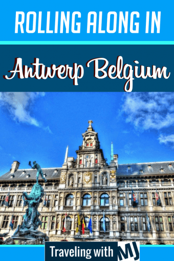 antwerp city hall belgium