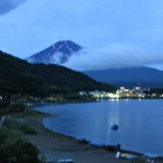Postcard from Mt Fuji