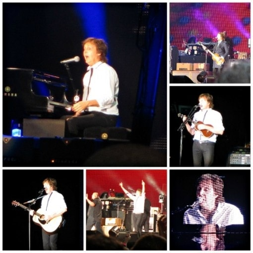 Paul McCartney Seattle