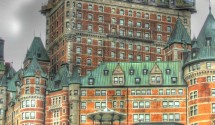 Fairmont Quebec City Chateau Frontenac
