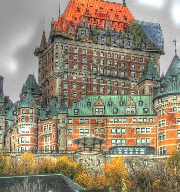 Fairmont Quebec City Chateau Frontenac
