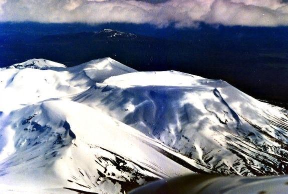 Mt. Tongariro, New Zealand