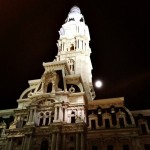 Postcard from City Hall, Philadelphia