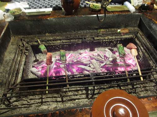 Japanese Barbecue