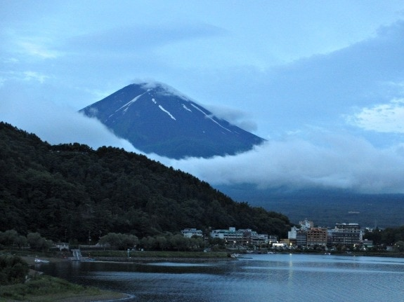 Mt Fuji is now a UNESCO World Heritage Site