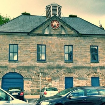 Postcard from Westport Ireland