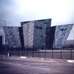 Postcard from the Titanic Experience, Belfast