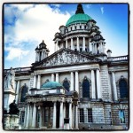 Postcard from Belfast City Hall