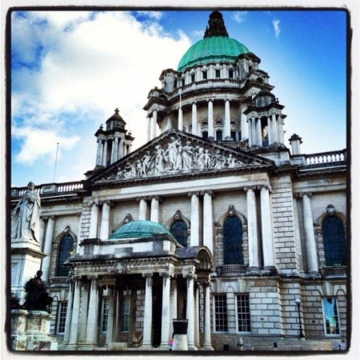 Belfast City Hall, Northern Ireland