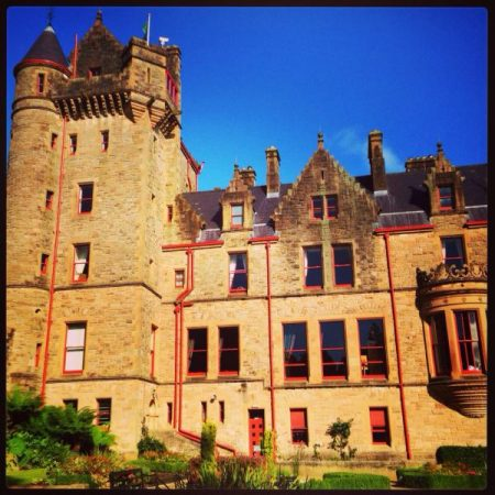 Postcard from Belfast Castle