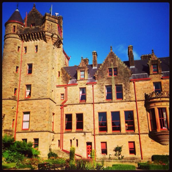 Postcard From Belfast Castle Traveling With Mjtraveling With Mj