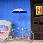 Postcard from The Blue Mansion, Penang