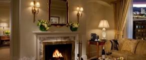 Fireside Suite Celebration at Taj Boston