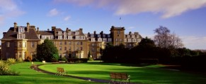 Golf and Castles, Whisky and Water