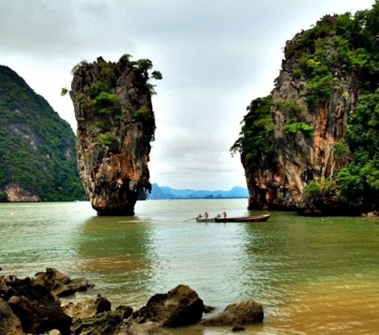 James Bond Island, Phuket, Thailand