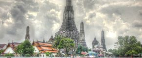 Temple of Dawn, Bangkok, Thailand