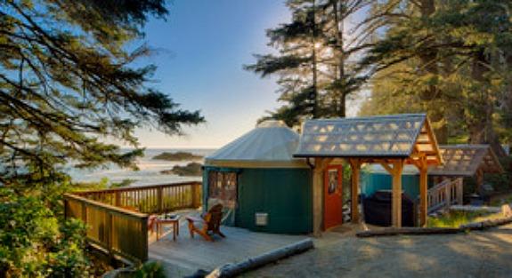 Wya Point Resort, Vancouver Island BC