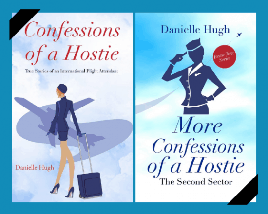 Hostie Confessions Giveaway