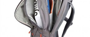 A closer interior look at how much you can get into the pockets of your Impulse bag