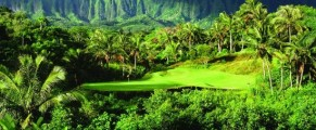Waikiki golf package at Embassy Suites