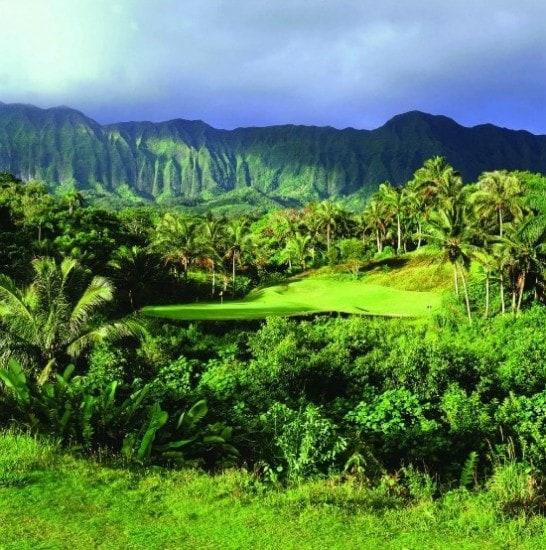 Waikiki golf package at Embassy Suites