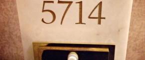 Room 5714 of Yokohama Royal Park Hotel