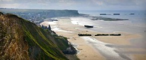 Beaches of Normandy on Uniglobe river cruise