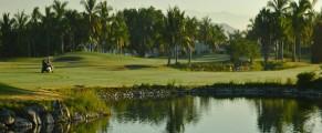 golfing in Mazatlan