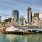 Postcard from Seattle:  The View from the Ferry