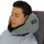 Travel Product Review:  Comfy Commuter Travel Pillow