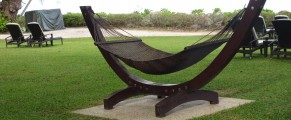 Later in the day, this hammock was put to good use